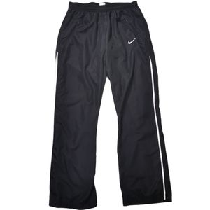 Nike Fit Dry Mesh Lined Track Pants Size M…